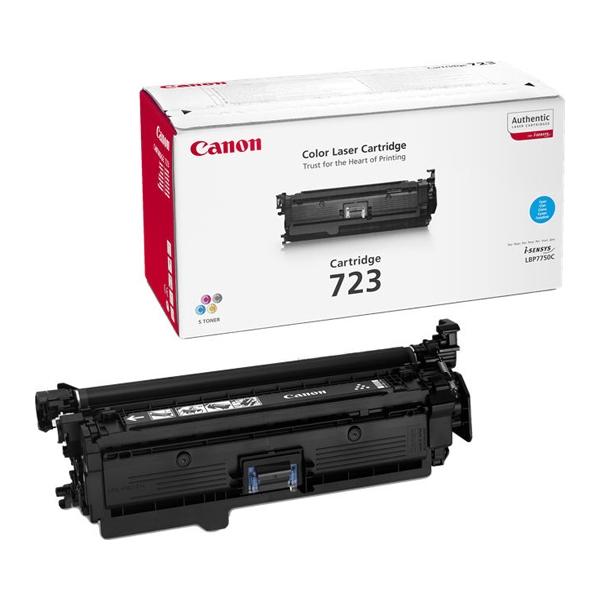 CANON LBP7750 YELLOW TNR CRTR 723 (8.5k) (2641B002) (CAN-723Y)