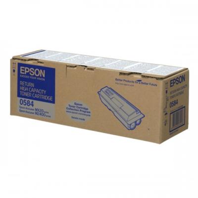 EPSON ACULASER AL-M2400/MX20 HC RET.TNR CRTR (C13S050584) (EPSSO50584)