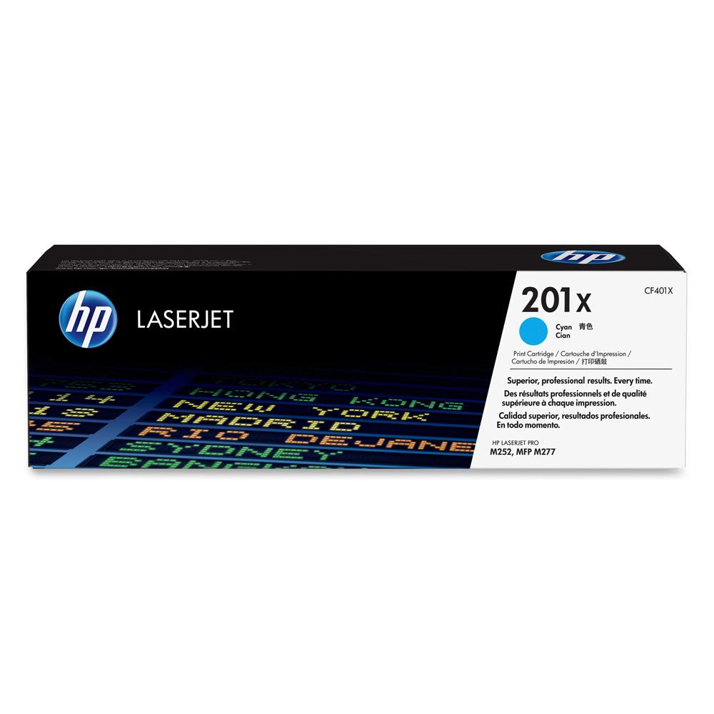 HP Color LaserJet PRO M252/MFP M277 HC Cyan (CF401X) (HPCF401X)