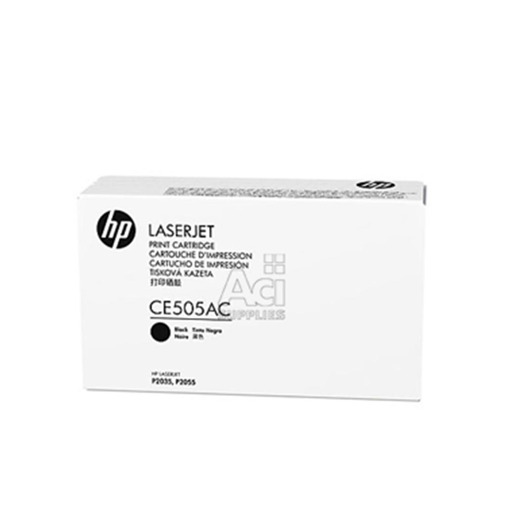 HP TONERCART. LJ P2035/2055 BLACK CONTRACTUAL (2,3k) (HPCE505AC)