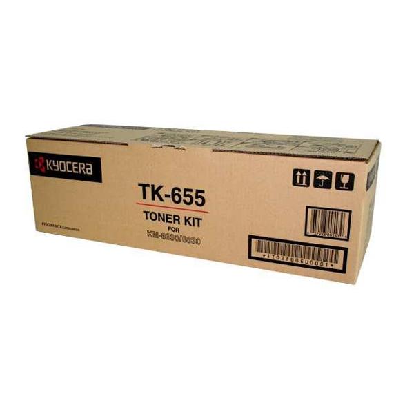 KYOCERA KM 6030/8030 TONER (47K) (TK-655) (KYOTK655)