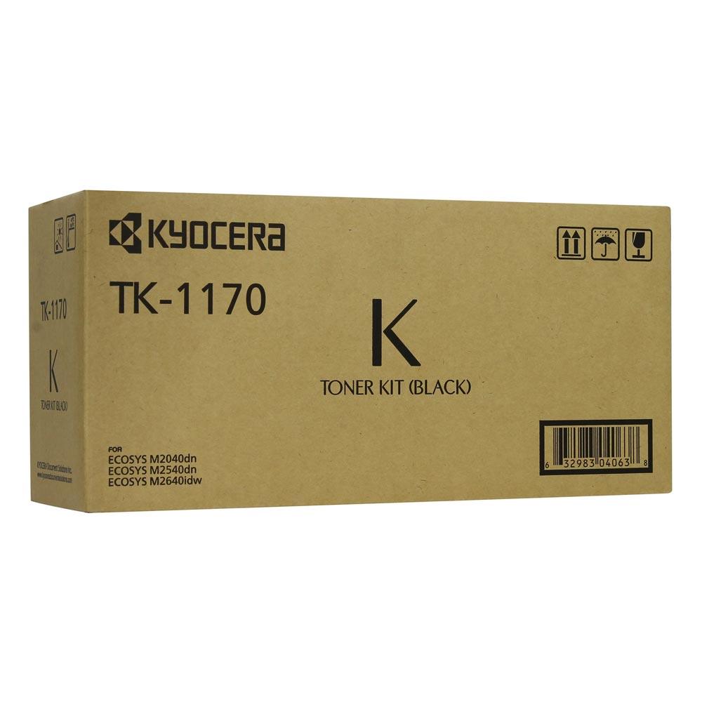 KYOCERA TK-1170 TNR CRTR BLK (7.2k) (TK-1170) (KYOTK1170)