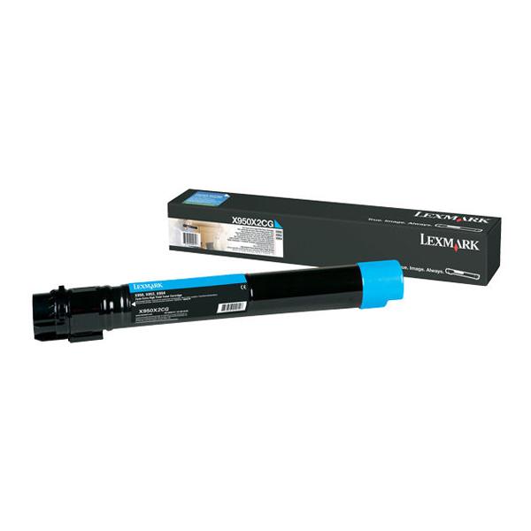 LEXMARK X950/952/954 HC (CYAN) (X950X2CG) (LEXX950X2CG)