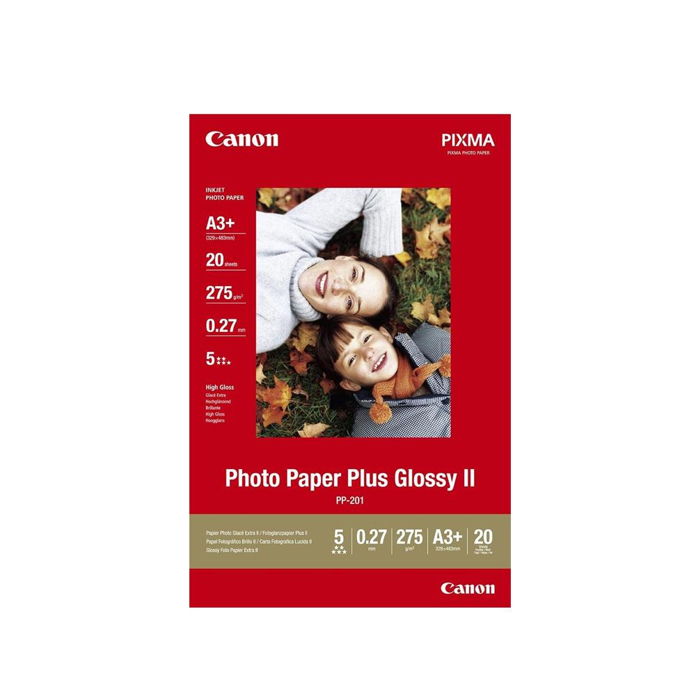 Φωτογραφικό Χαρτί CANON A3+ Glossy 275g/m² 20 Φύλλα (2311B021) (CAN-PP201A3)