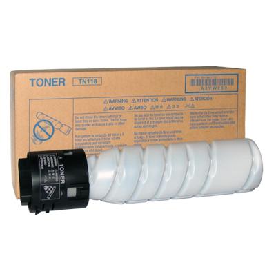 KONICA MINOLTA BIZHUB 215 TONER BLACK (2) TN118 (12k) (A3VW050) (MINT215)