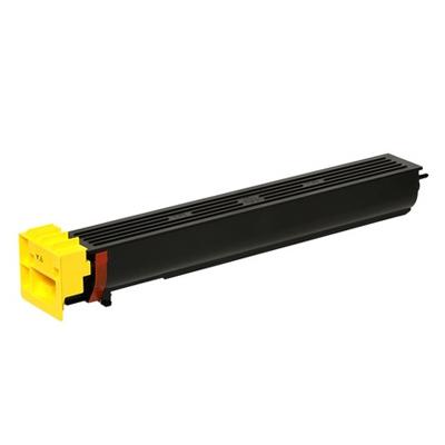 KONICA MINOLTA BIZHUB C654/C754 TN711Y YELLOW TONER HC (A3VU230) (MINTN711Y)