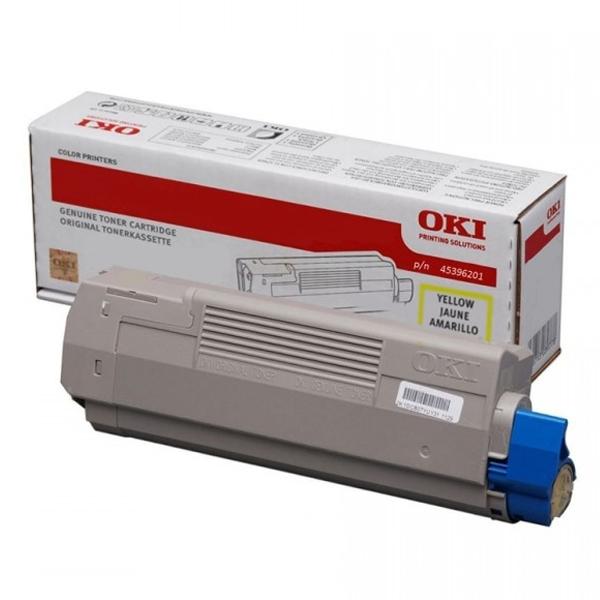 OKI MC770/80 TONER YELLOW 11.5K (45396201) (OKI-MC770-Y)