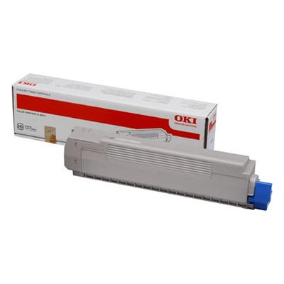 Toner Oki MC851/861 Magenta 7.3K (44059166) (OKI-MC851-M)
