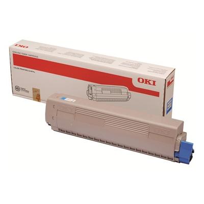 OKI MC853/MC873 TONER CYAN 7.3K (45862839) (OKI-MC853-C)