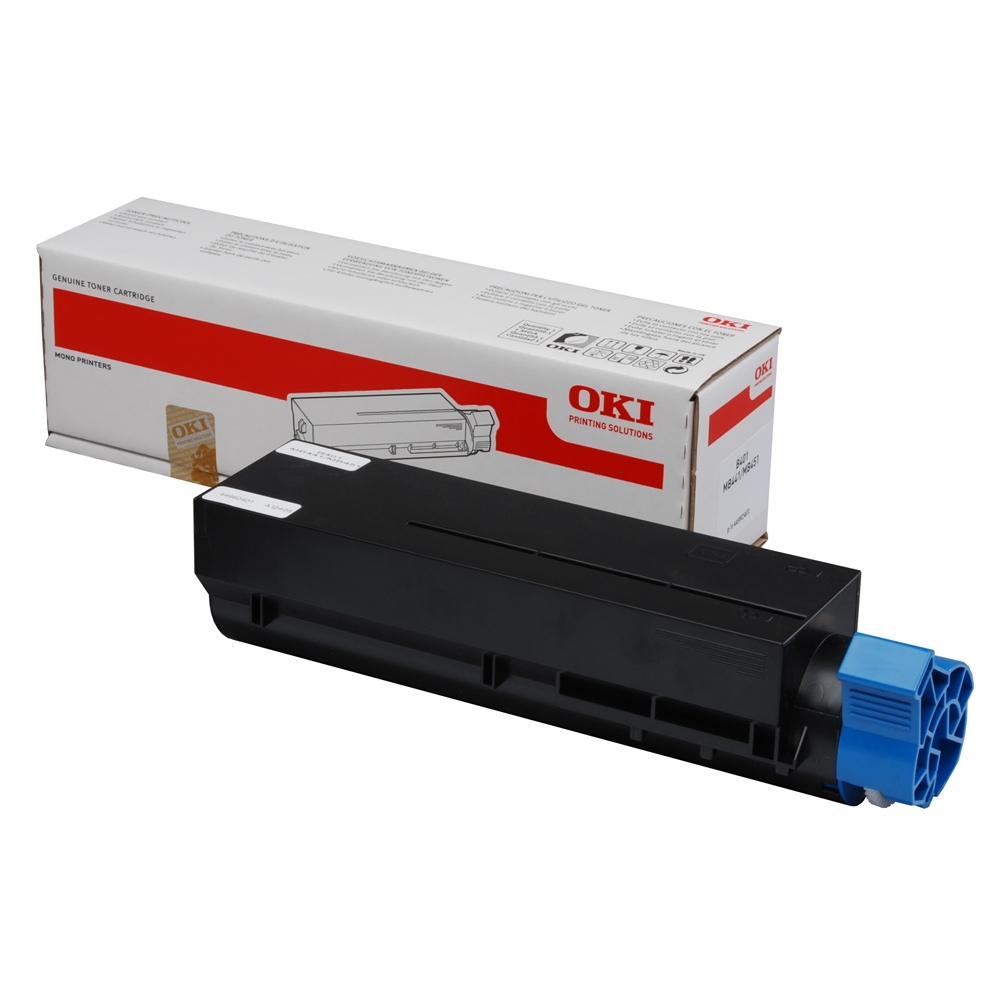 OKI B412/B432/B512/MB472/MB492/MB562 TONER BLACK HC 7K (45807106) (OKI-B412-BHC)