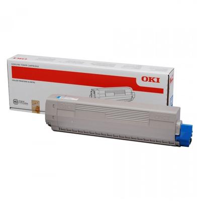 OKI MC861 TONER CYAN 10K (44059255) (OKI-MC861-C)