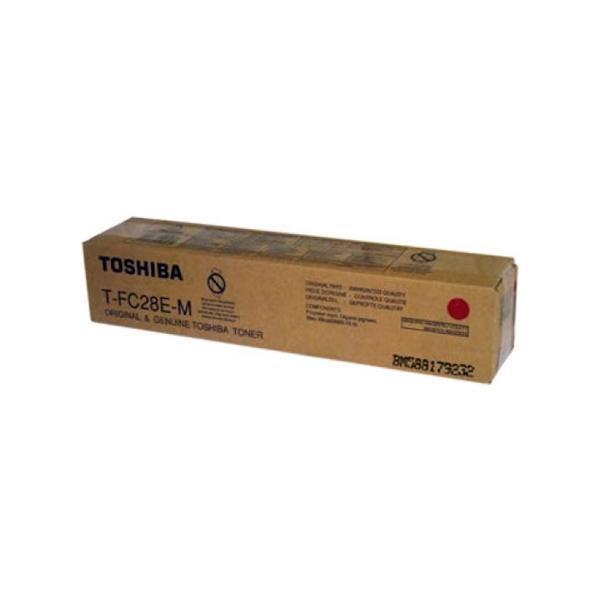 TOSHIBA E-STUDIO 2820c MAGENTA TNR FC28M (TFC28EM) (6AJ00000048) (TOSTFC28EM)