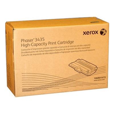 XEROX PHASER 3435 HC BLACK TONER (10k) (106R01415) (XER106R01415)