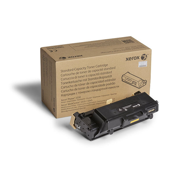 XEROX WC 3335/3345/PHASER 3330 BLACK TONER (2.6k) (106R03620) (XER106R03620)