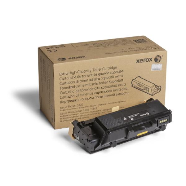 XEROX WC 3335/3345/PHASER 3330 BLACK TONER EHC (15k) (106R03624) (XER106R03624)