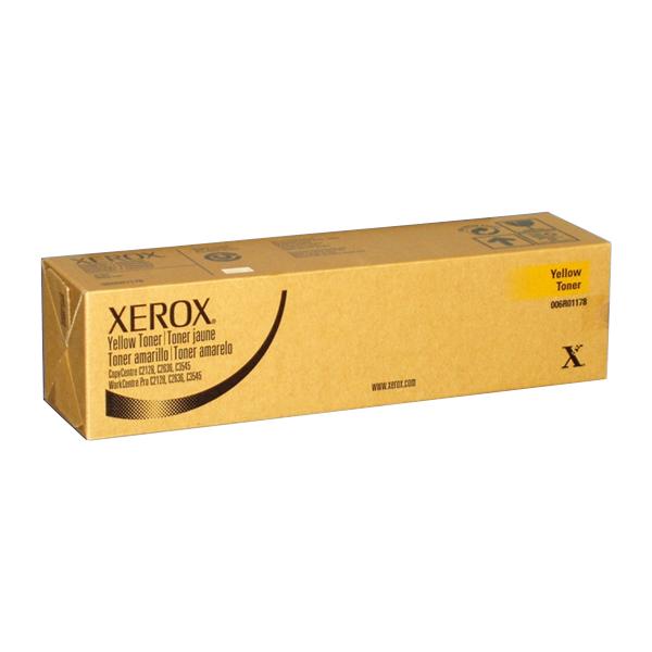 XEROX WC PRO C2128/2636/3545 YEL TNR (006R01178) (XER006R01178)