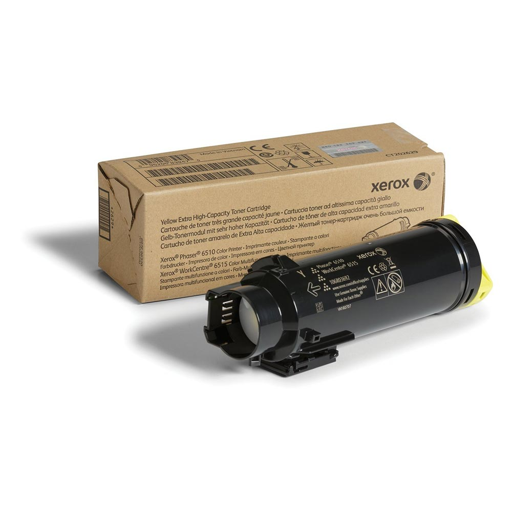 XEROX PHASER 6510/WC 6515 EHC YELLOW (4.3K) (106R03692) (XER106R03692)