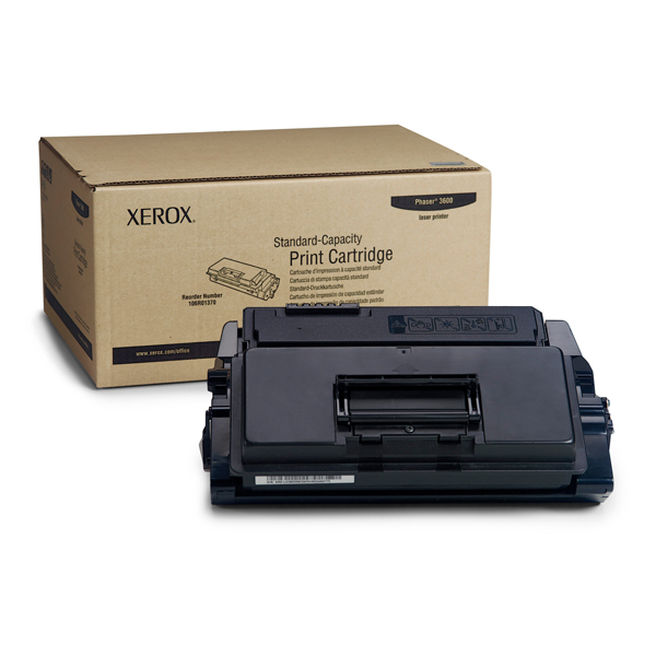 XEROX PHASER 3600 BLACK TONER (7k) (106R01370) (XER106R01370)