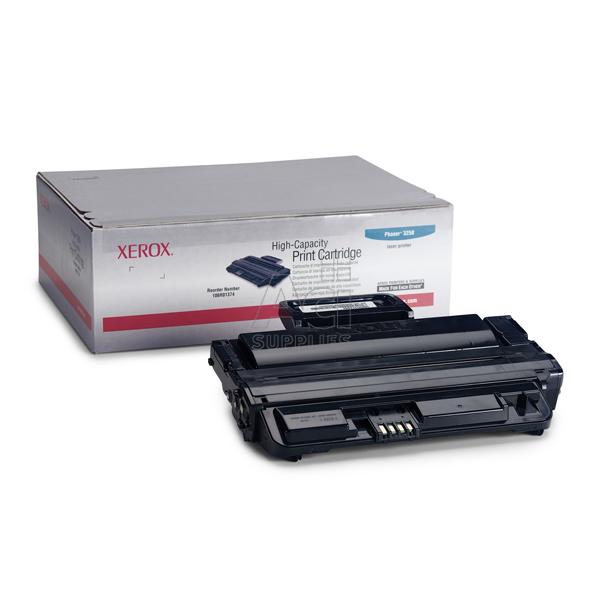 XEROX PHASER 3250 HC BLACK TONER (106R01374) (XER106R01374)