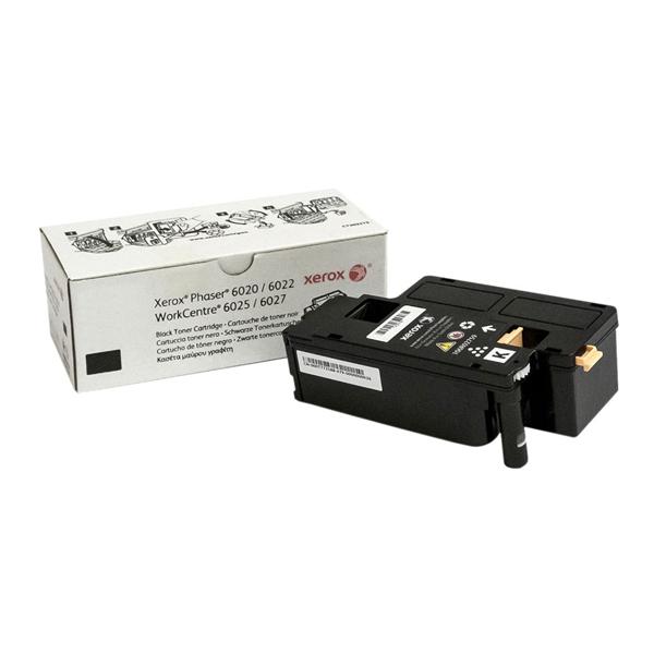 XEROX PHASER 6020/6022, WC 6025/6027 BLACK TONER (2k) (106R02759) (XER106R02759)