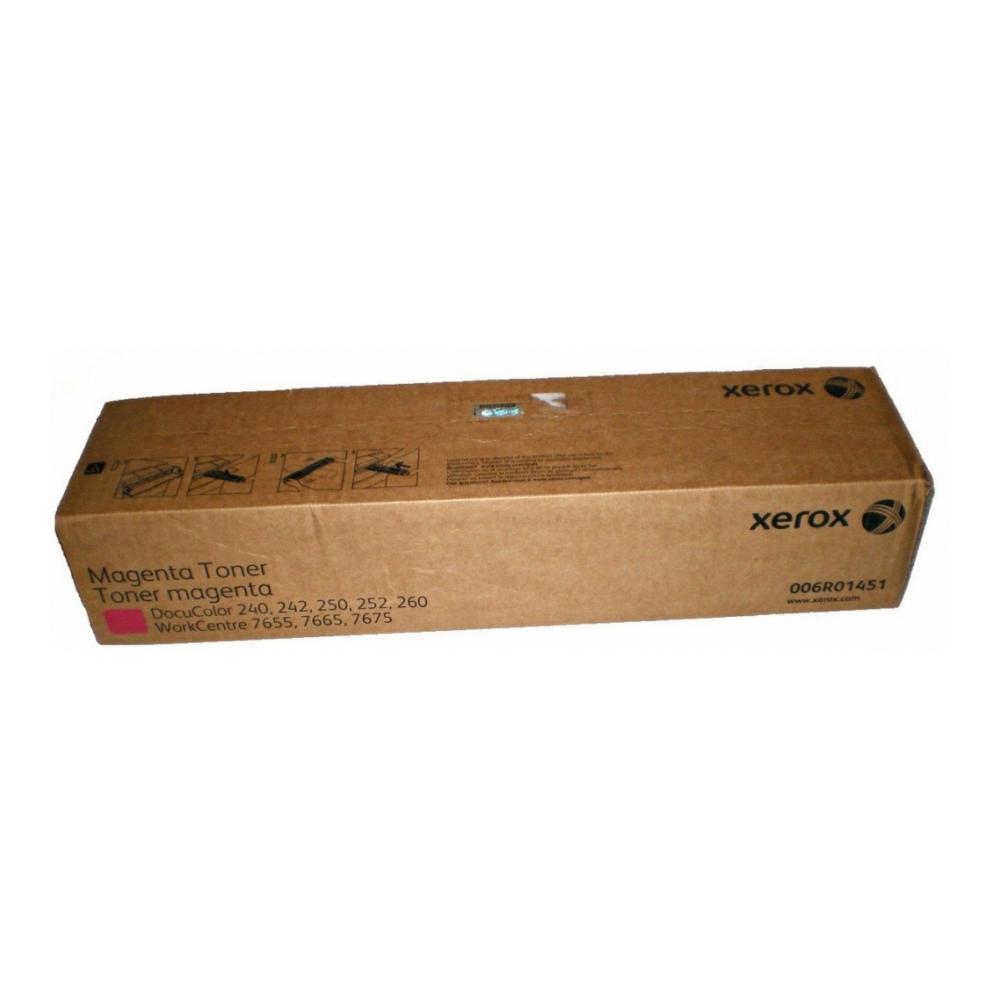XEROX DC 240/250 MAGENTA TONER (2) (006R01451) (XER006R01451)