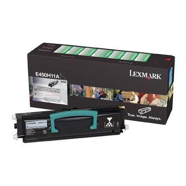 LEXMARK OPTRA E450DN HC TONER (450H11E) (LEX450H11E)