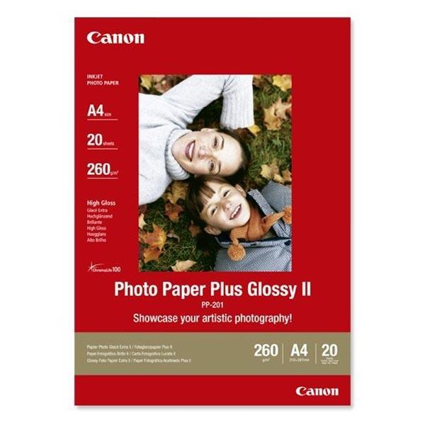 Φωτογραφικό Χαρτί CANON A4 Glossy 265g/m² 20 Φύλλα (2311B019) (CAN-PP-201A4)