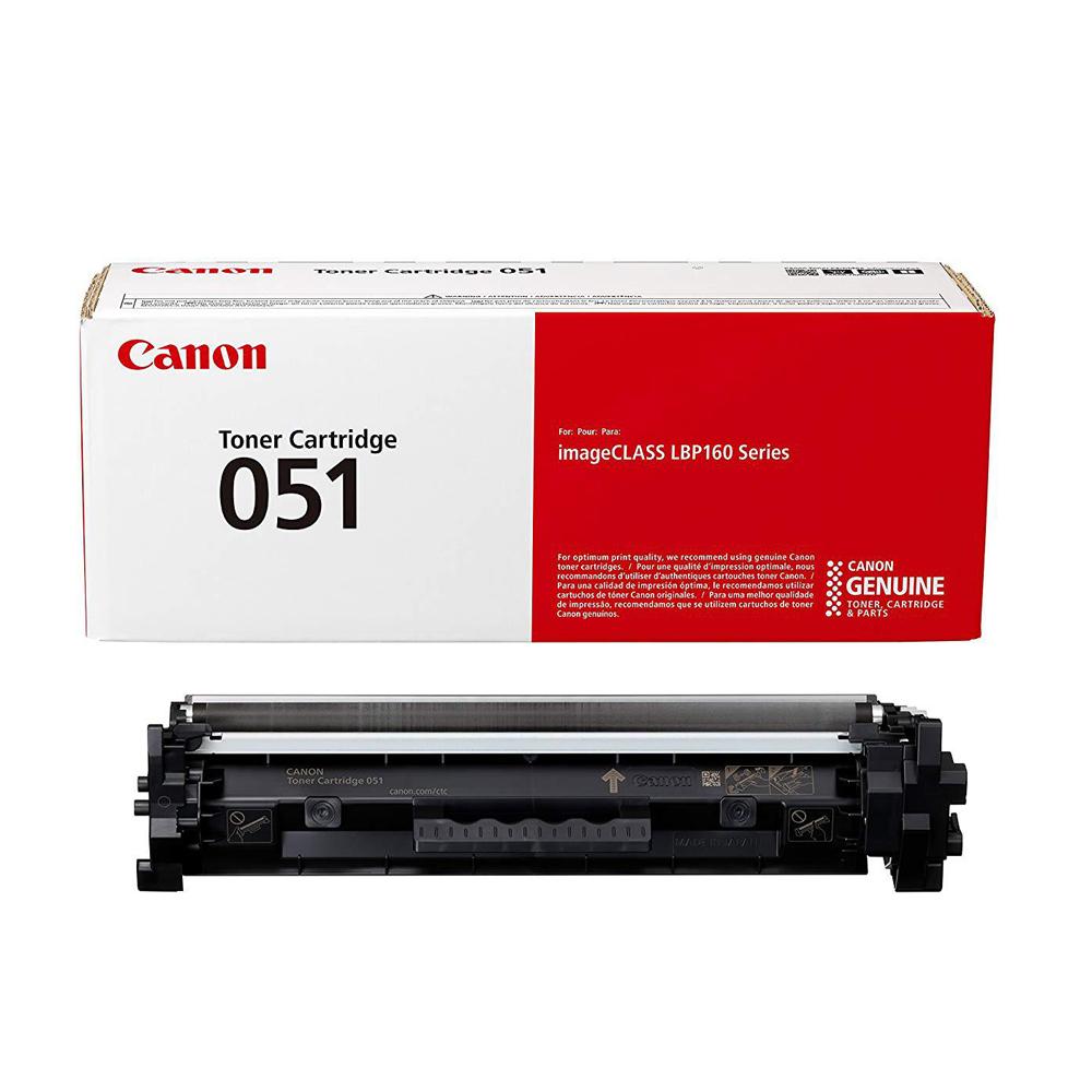 CANON LBP160/MF260 SERIES TONER BLACK (1.7k) (2168C002) (CAN-051BK)