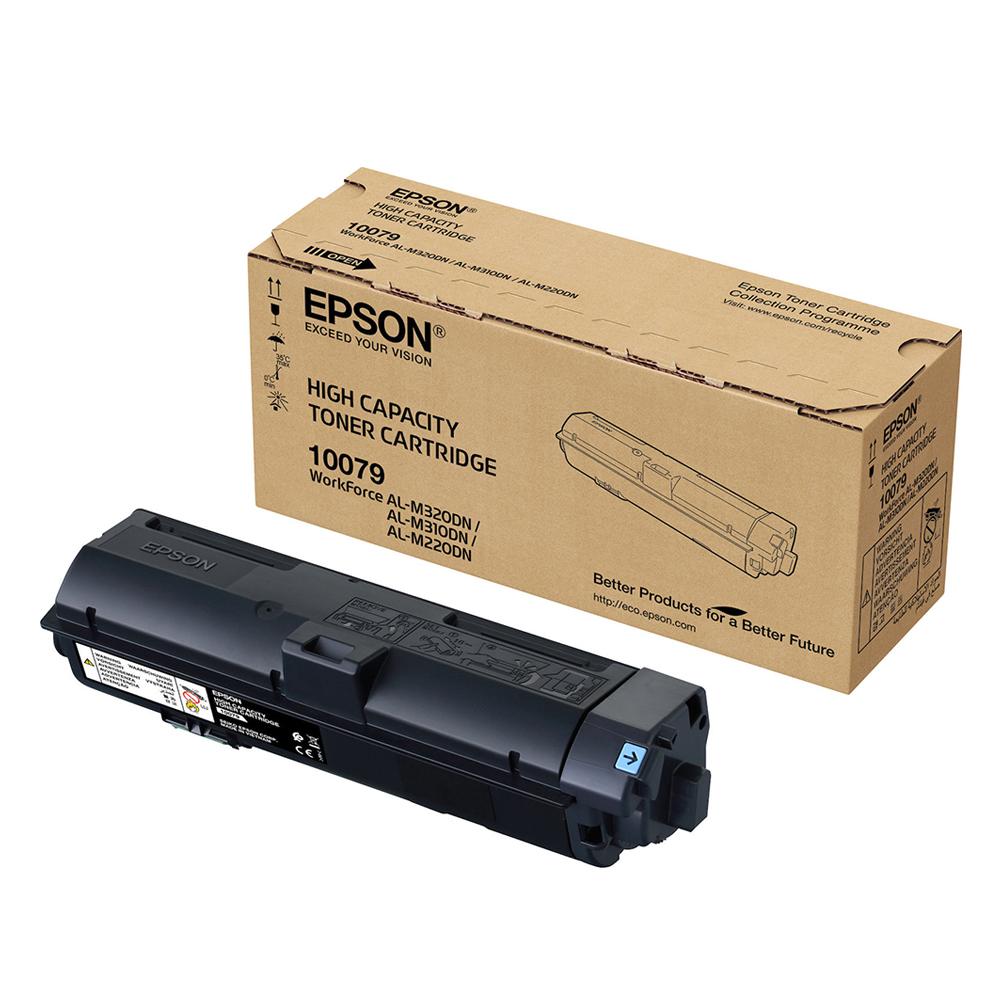 EPSON WF AL-M 310/320 SERIES TONER BLACK 2.7K (C13S110080) (EPSS110080)