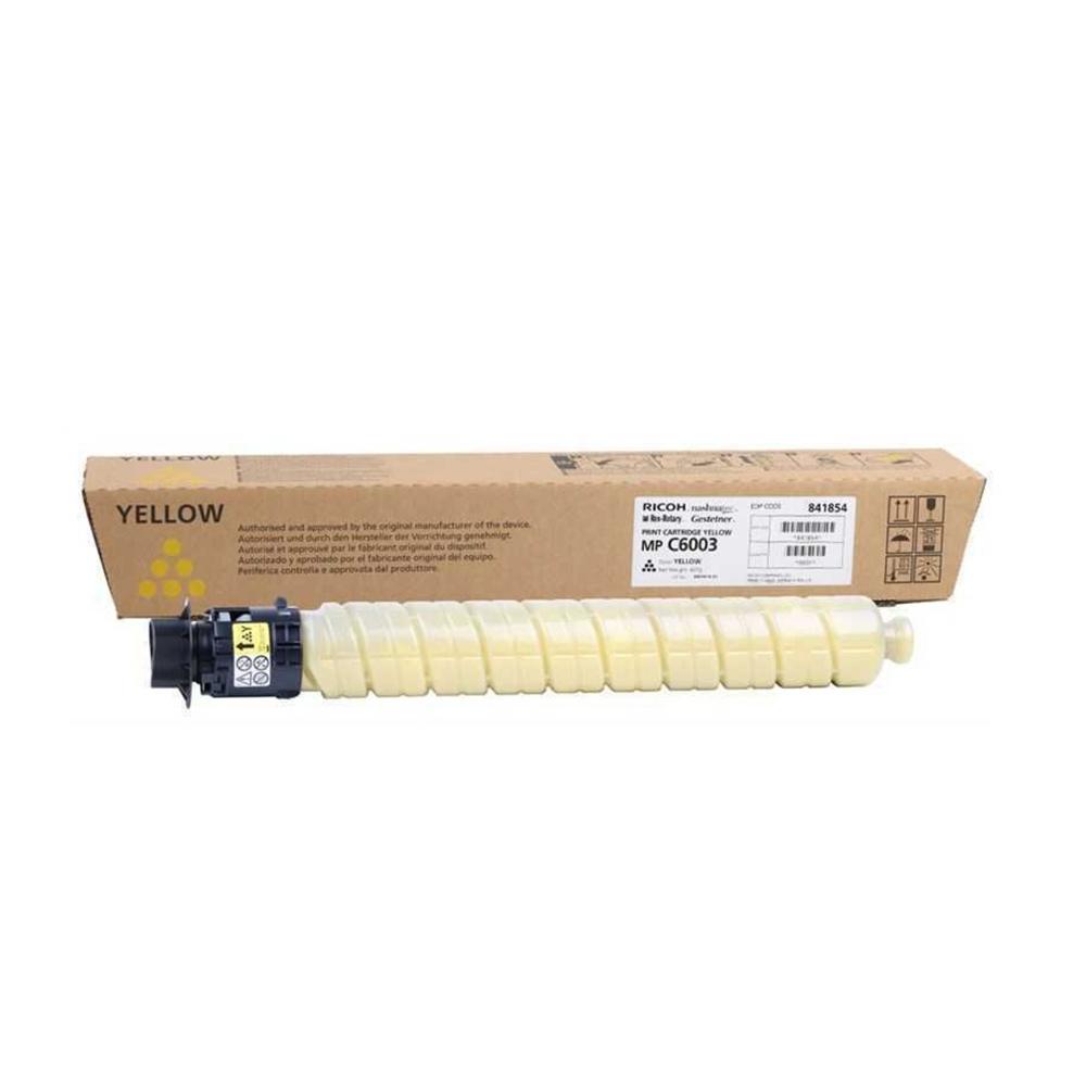 RICOH AFICIO MPC5503 TONER YELLOW (841854) (RICT5503Y)