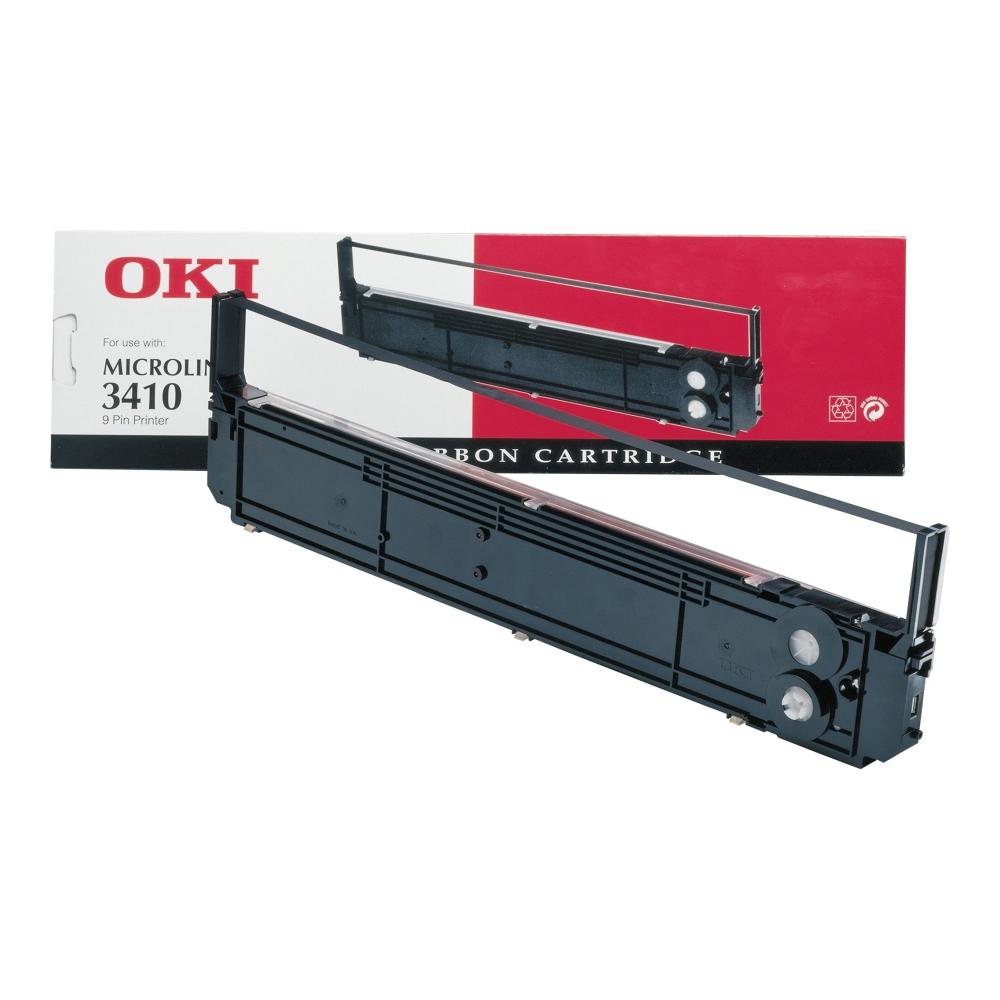 OKI ML 3410B BLACK (09002308) (OKI-ML-3410)