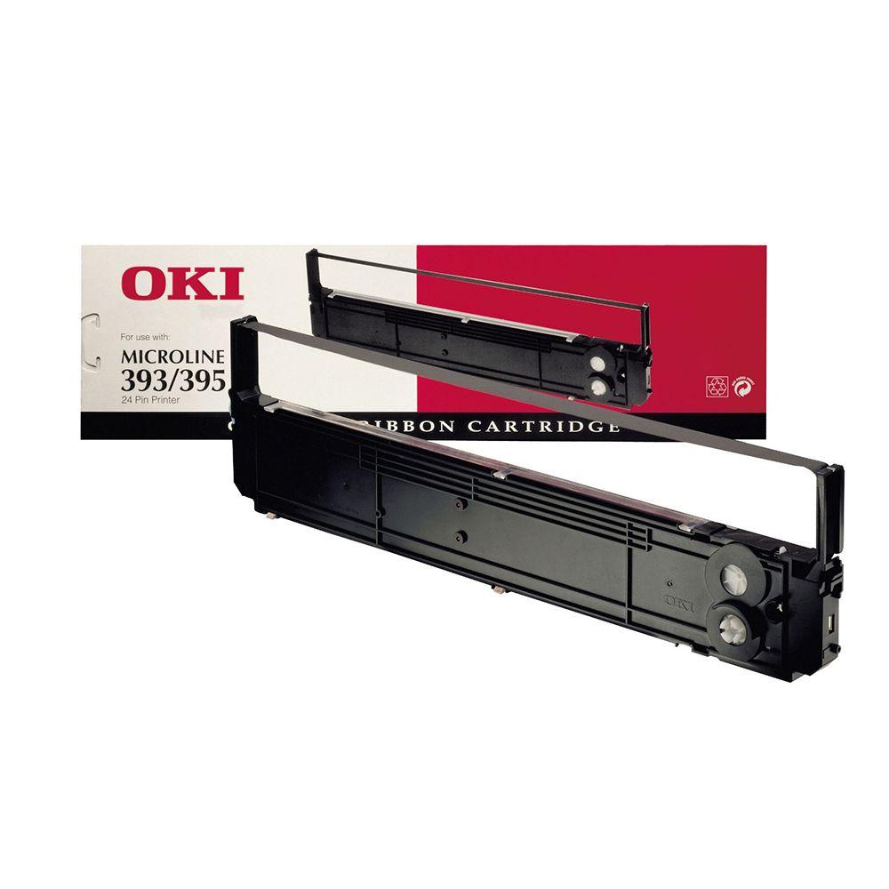 OKI ML 393/395B BLACK (09002311) (OKI-ML-393)