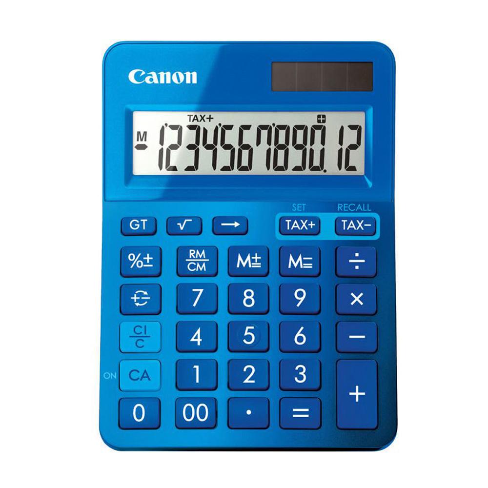 CANON LS-123KBL CALCULATOR 12-DIGIT (9490B001)  (CANLS123KBL)