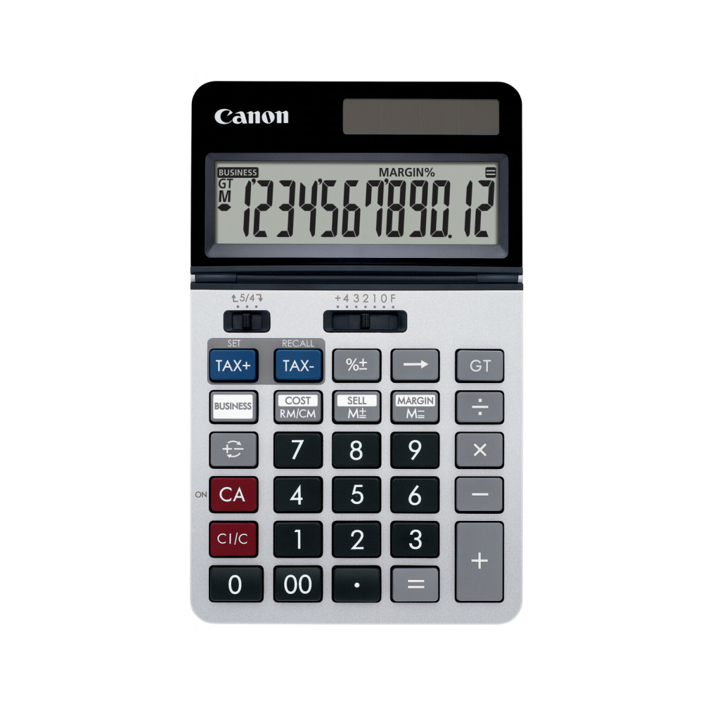 CANON KS1220TSG 12-DIGIT CALCULATOR (9405B001AA) (CANKS1220TSG)
