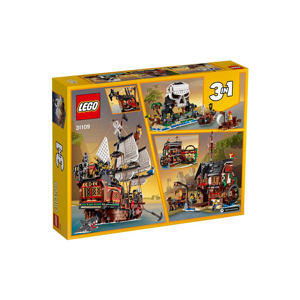 Lego Creator: Pirate Ship (31109) (LGO31109)