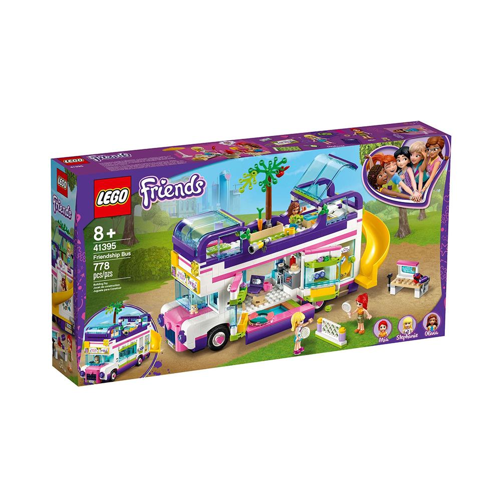 Lego Friends: Friendship Bus (41395) (LGO41395)