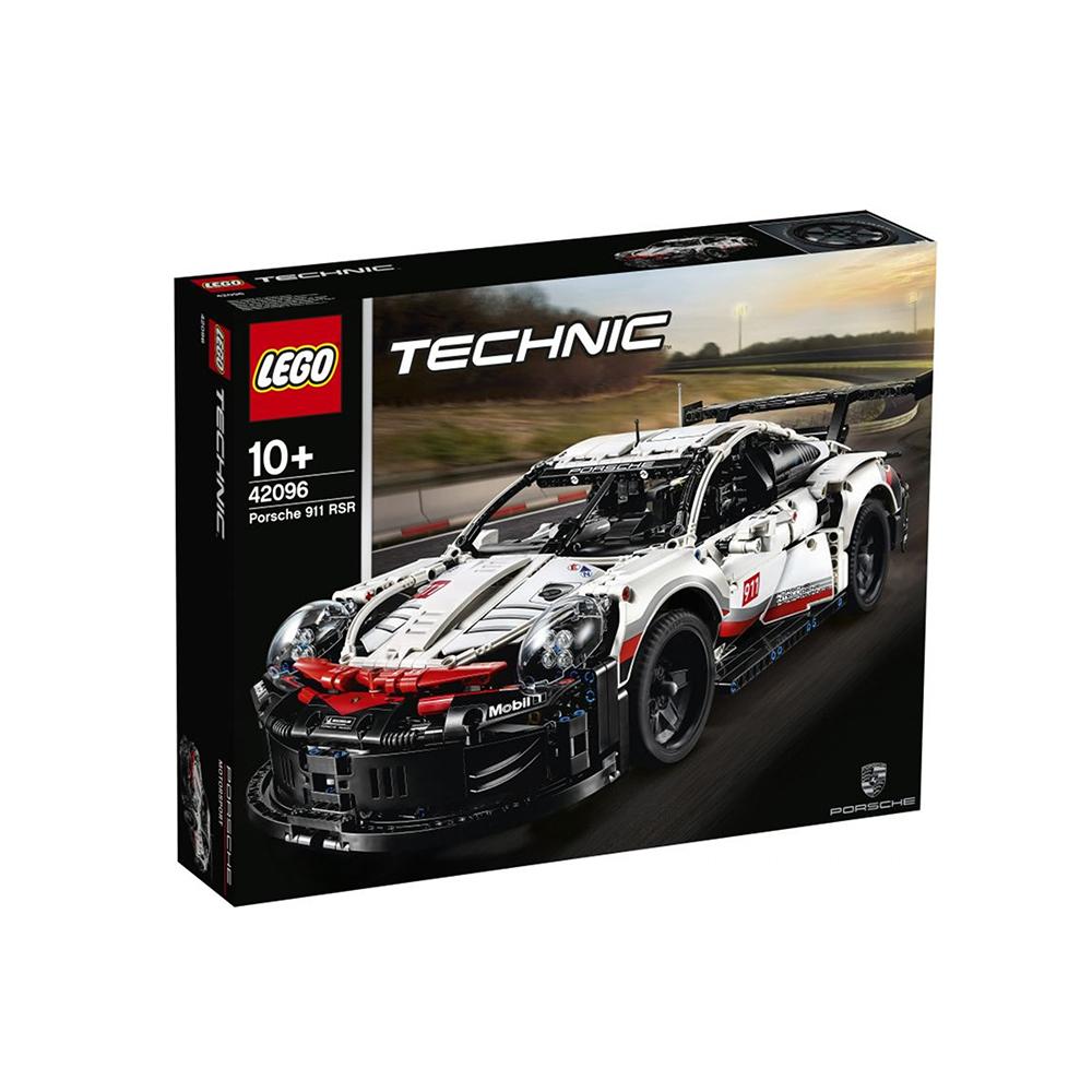 Lego Technic: Porsche 911 RSR (42096) (LGO42096)
