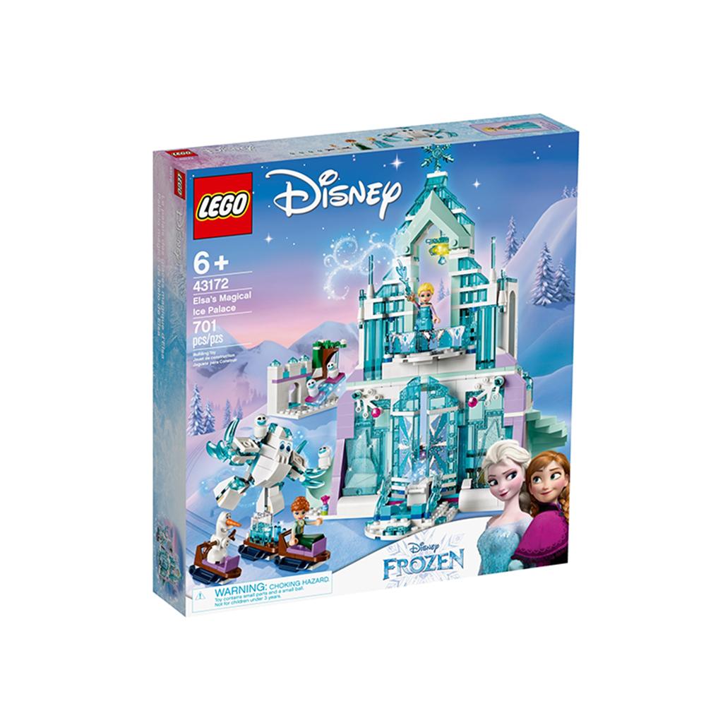 Lego Disney Princess: Elsa's Magical Ice Palace (43172) (LGO43172)