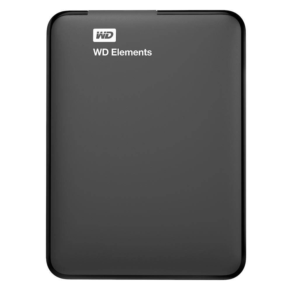 Western Digital Elements 4TB USB 3.0 (Black 2.5
