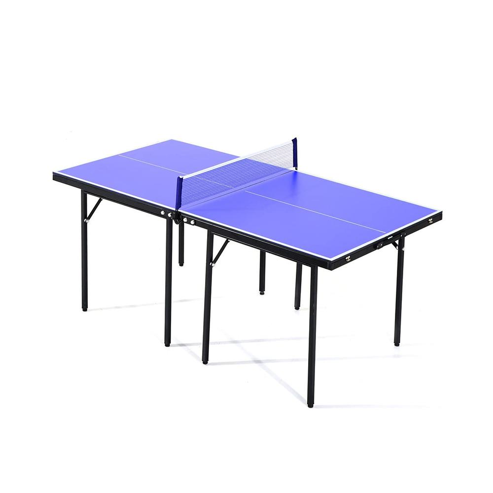 HomCom Πτυσσόμενο Τραπέζι Ping Pong (A90-082) (HOMA90-082)