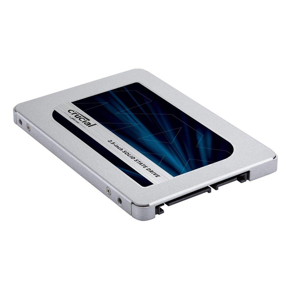 Crucial SSD 1TB MX500 2.5'' SATA III (CT1000MX500SSD1) (CRUCT1000MX500SSD1)