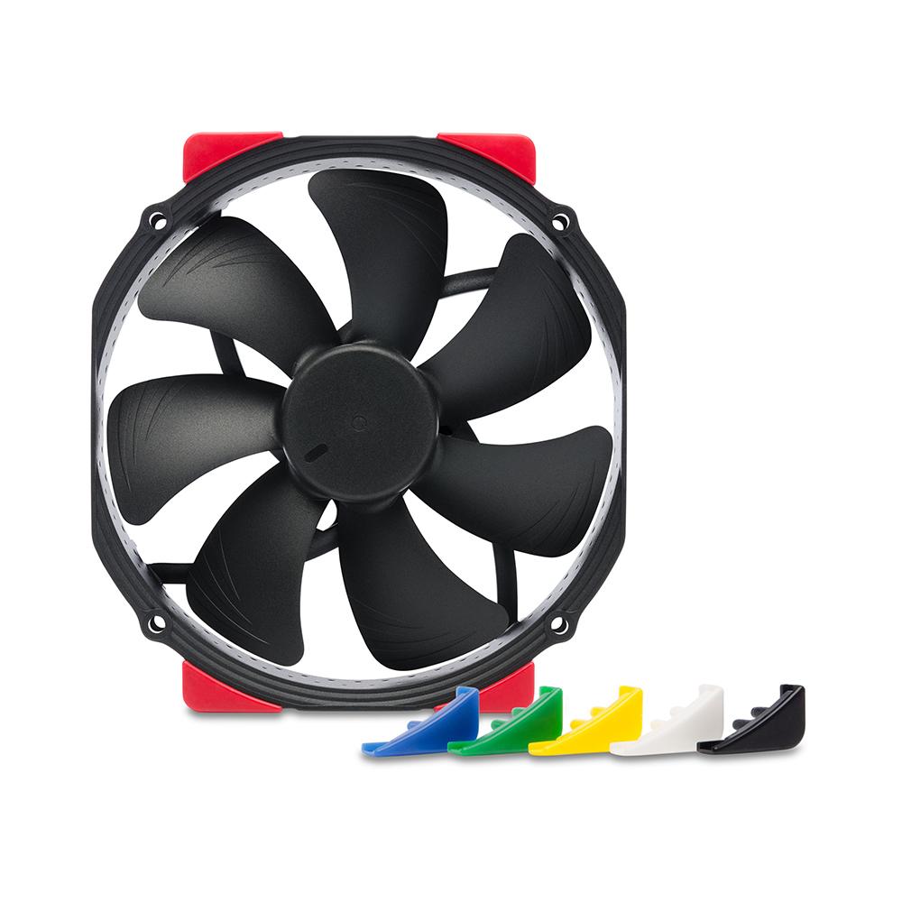 Noctua NF-A15 HS-PWM Chromax.black.swap PC Fan (NF-A15 HS-PWM CH.BK.S)