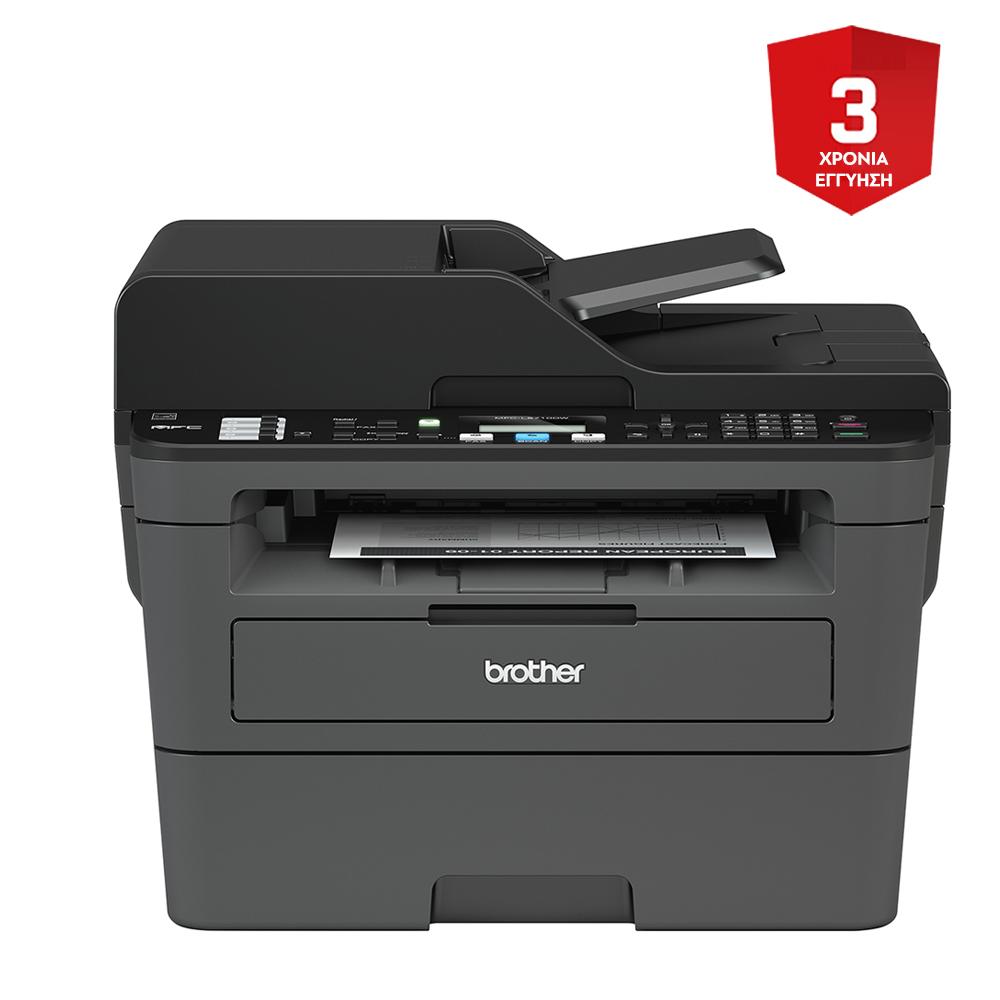 BROTHER MFC-L2710DW Monochrome Laser Multifunction Printer (BROMFCL2710DW) (MFCL2710DW)