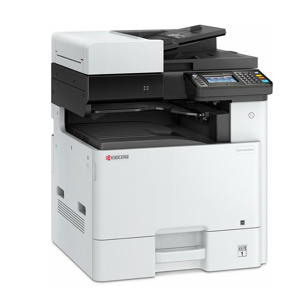 KYOCERA ECOSYS M8124cidn A3 colour laser multifunctional printer (KYOM8124CIDN)