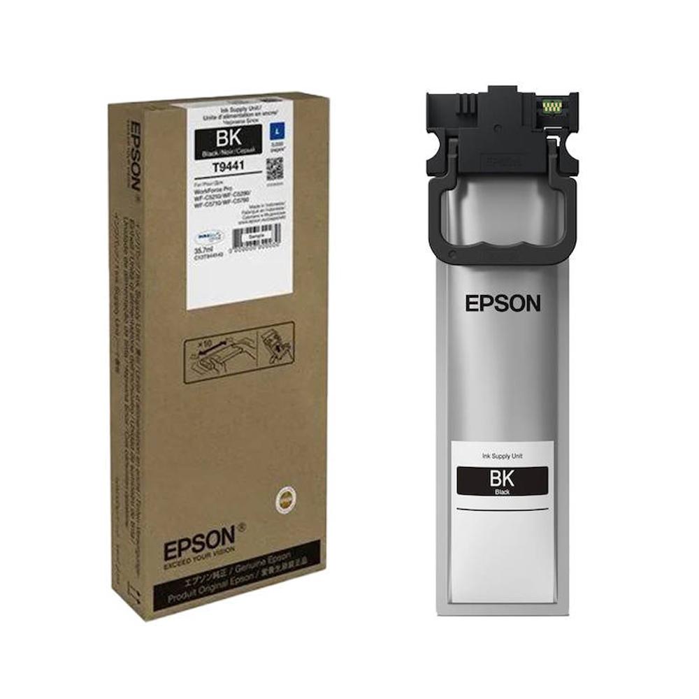 Epson Μελάνι Inkjet T9441 Black (C13T944140) (EPST944140)