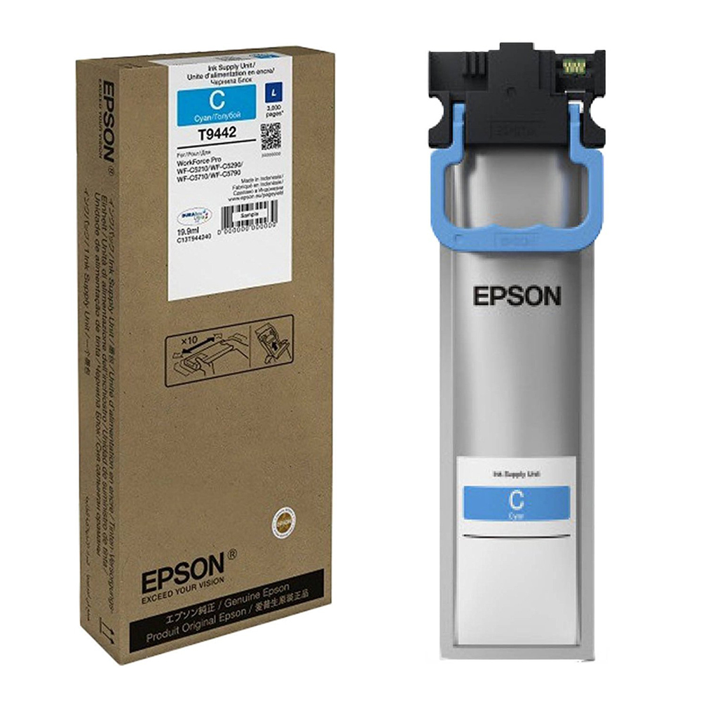 Epson Μελάνι Inkjet T9442 Cyan (C13T944240) (EPST944240)