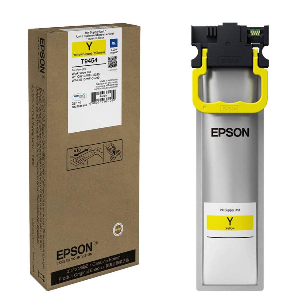 Epson Μελάνι Inkjet T9454 Yellow (C13T945440) (EPST945440)