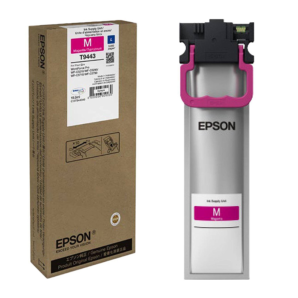 Epson Μελάνι Inkjet T9443 Magenta (C13T944340) (EPST944340)