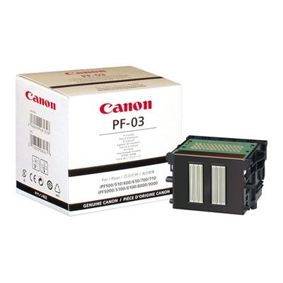 Canon Κεφαλή Εκτύπωσης PF-03 Black (2251B001) (CANLF-PF03)