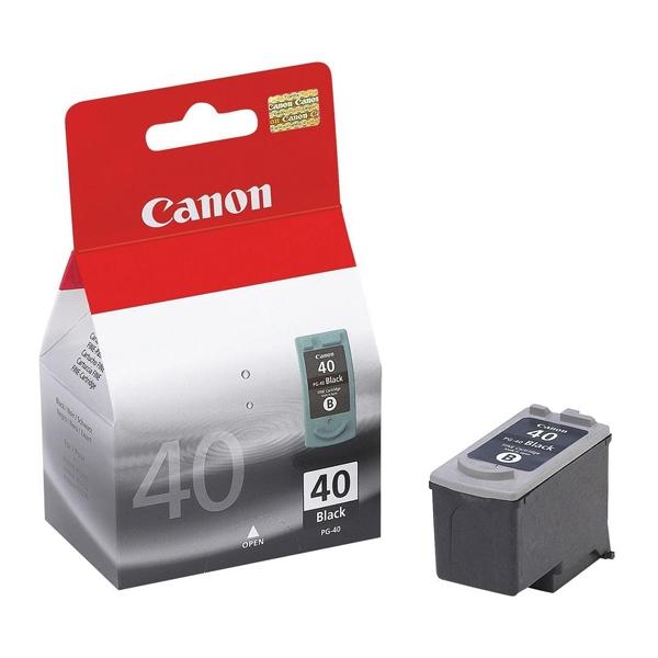 Canon Μελάνι Inkjet PG-40 Black (0615B001) (CANPG-40)